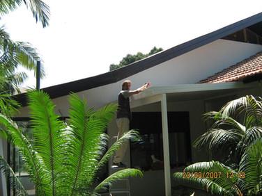 התקנת גגות מבודדים