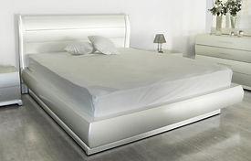 מיטה מעוצבת שרתון