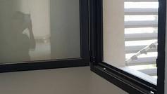 חלון אלומיניום לחדר שינה