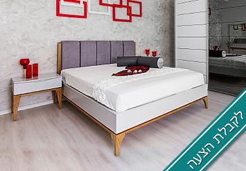 חדר שינה גריי - לקבלת הצעה
