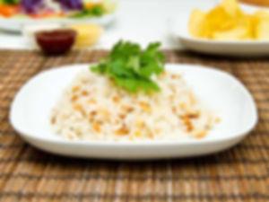 אורז בסמטי מעוטר - מנות מהמטבח החם של קייטרינג איט איט
