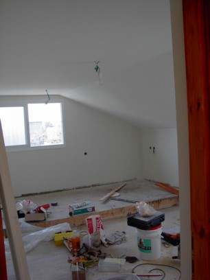 עיצוב חדר מגורים בבנייה קלה