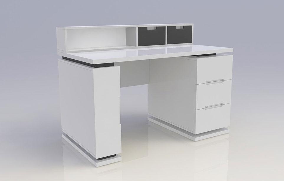 שולחן עבודה לנוער בהתאמה אישית
