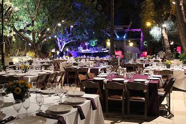 גני אירועים מיוחדים לחתונה