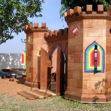 בית עץ טירה