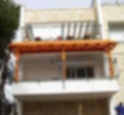 בניית פרגולות למרפסת