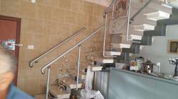 תוספת מדרגות לתוספת בנייה