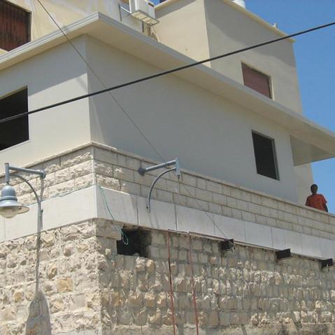 תוספת יחידת דיור על הגג באמצעות בניה קלה