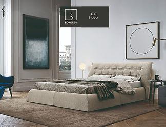 מיטה מרופדת דגם NOVO - לקבלת הצעה