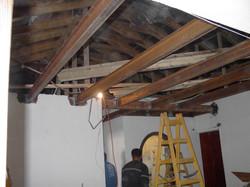 בניית גג רעפים לתוספת בנייה
