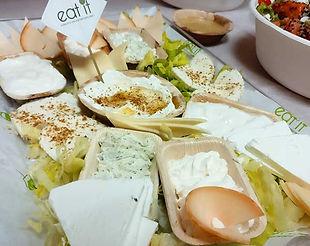 מגש גבינות לאירוח