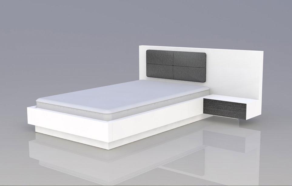 מיטת נוער בהתאמה אישית