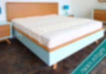 מיטה מעוצבת - פורסט בי - לקבלת הצעה