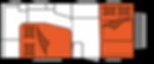 קרוואן נגרר הובי אקסלנט דגם WFB 495 מצב לילה