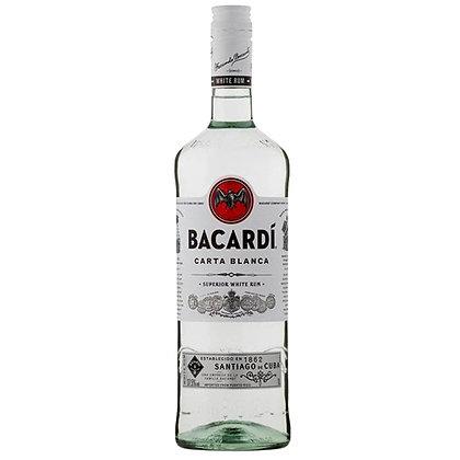 רום בקרדי 1 ליטר Bacardi