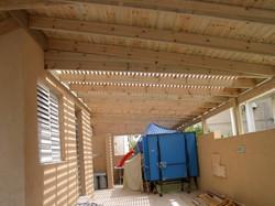 פרגולות עץ למרפסות