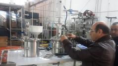 ייצור מוצרי נירוסטה לתעשיה