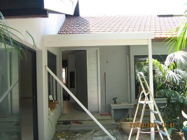 הקמת גג מבודד