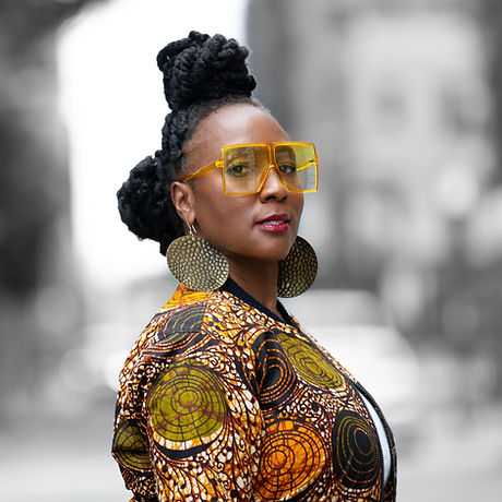 Toni Blackman Photoshoot - Photographed