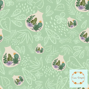 Terrarium jungle collection