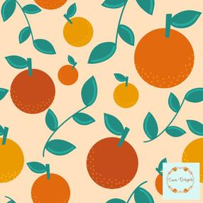 Orange you glad orange color way