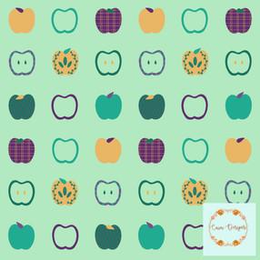 Apple of my eye green colorway