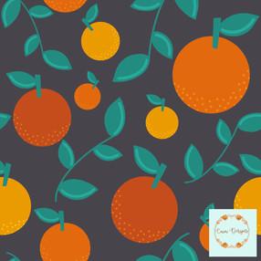 Orange you glad grey color way