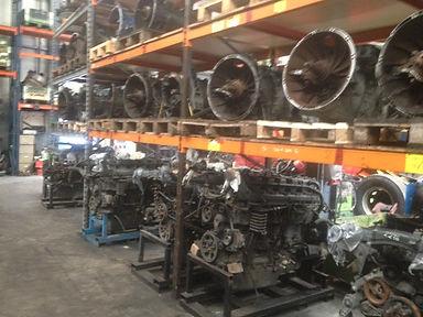 Scania Truck Parts Brisbane