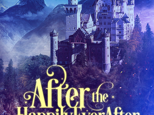 "Cover Reveal for ""After the Happily Ever After"""