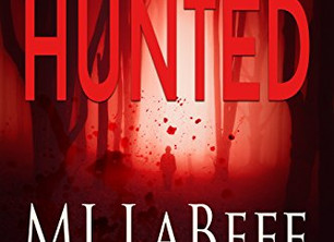 Trailer for Last Fall's Hunted by MJ LaBeff