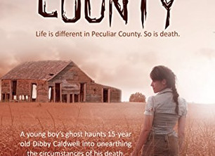 """Book Trailer for """"Peculiar County"""" by Stuart R. West"""