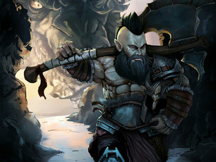 New Print Cover for Vargrom: Modrad's Exile