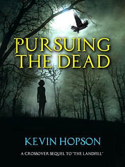 Pursuing the Dead Ebook Cover Crossover.