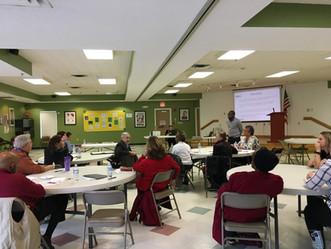 Workshop at ElderServe, March 28, 2018