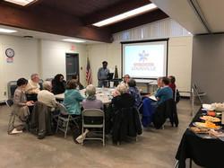 Workshop at Bon Air Library, April 7, 2018