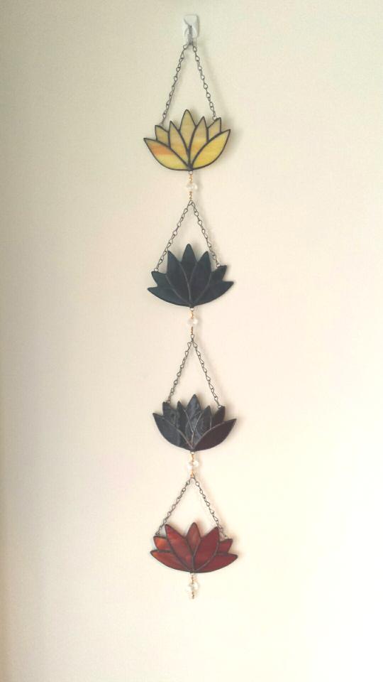 string of lotus