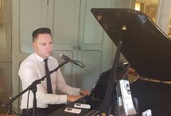 Keith at Piano