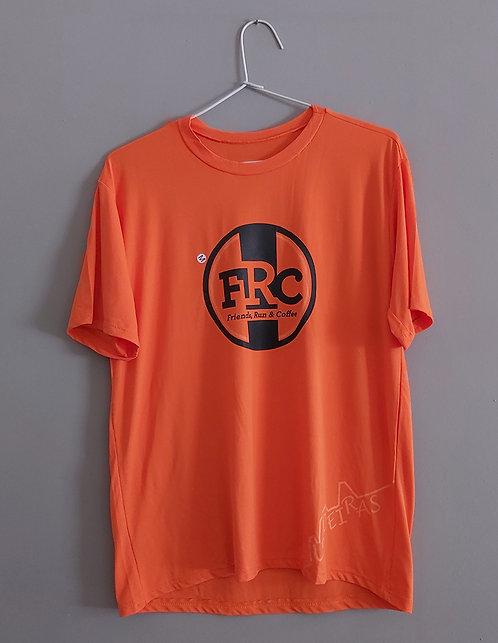Camiseta FRC laranja