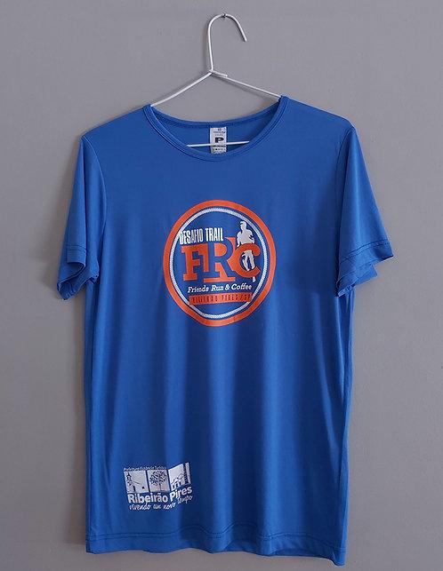Camiseta Desafio Trail FRC Azul