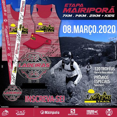 LADEIRAS TRAIL Etapa Mairiporã 2020 (60+)