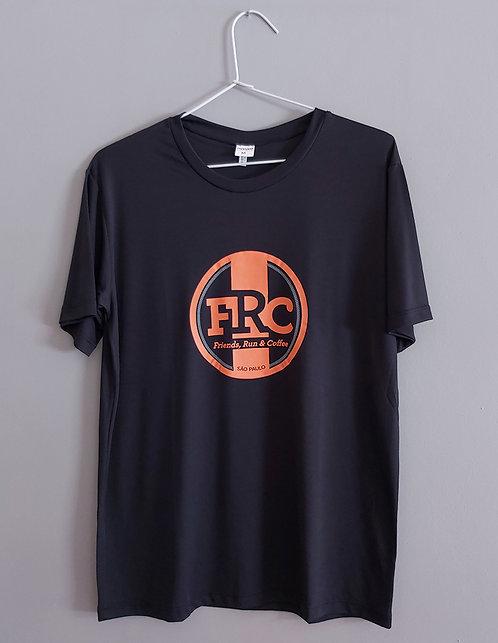 Camiseta FRC preta