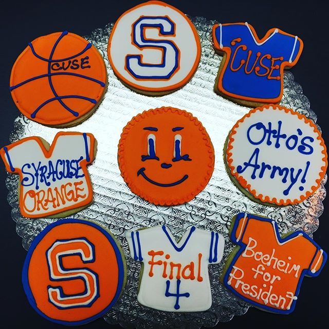 Let's Go CUSE!!! #cuse #cusenation #cusembb #boeheim #syracuse #syracusebasketball #cusehoops #final