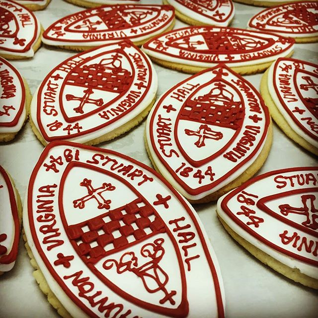 Alumni Weekend Cookies