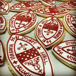 Alumni Weekend Cookies