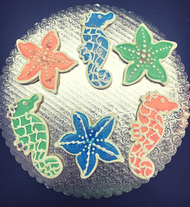 Sea Life Cut-Outs #summertimeandthelivingseasy