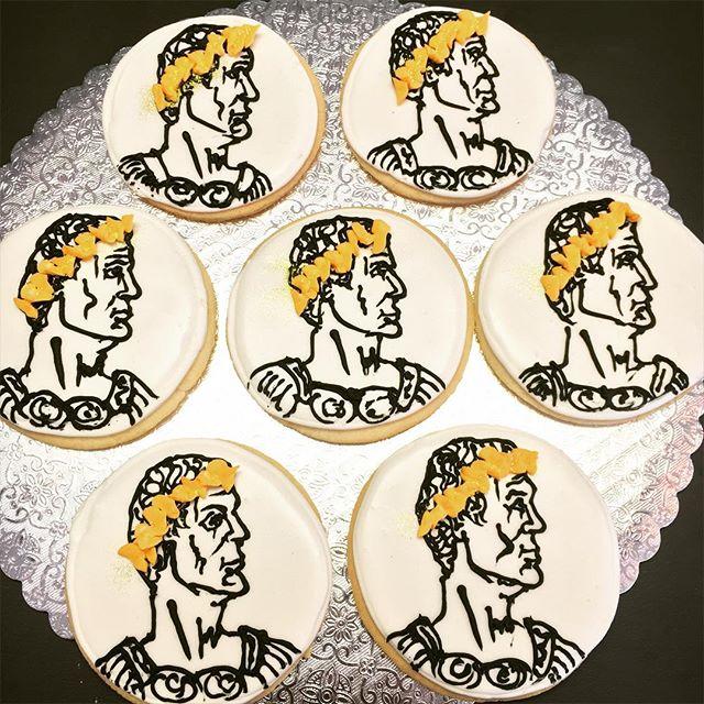 Julius Caesar Cookies