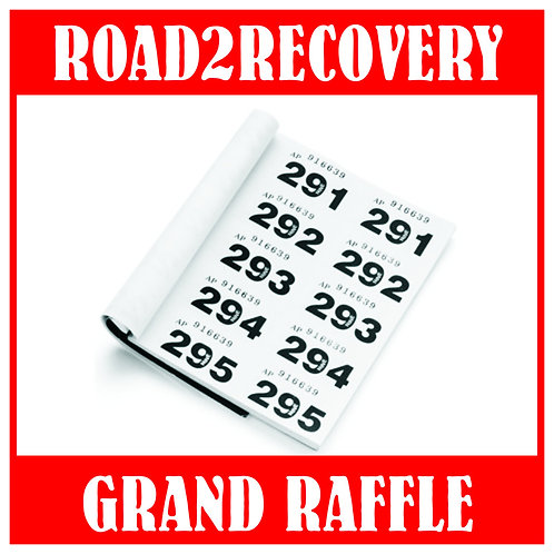 R2R Raffle £5 Per Strip