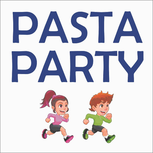 Pasta Party Ticket