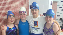 Congratualtions to all our Community Games Swimmers