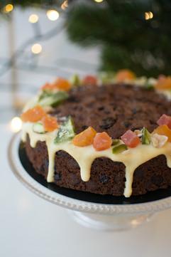 Brandintas Kalėdinis pyragas